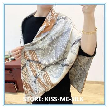K-M-S Midsummer nights dream gentle white coffee color sun-block velvet scarf warm thin shawl 135*135cm/155g