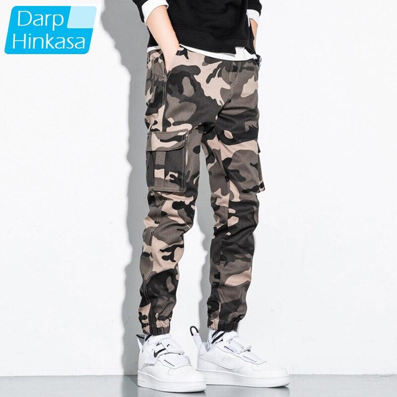 Jogger Cargo Pants Men Hip Hop Streetwear Tactical Military Pant Outdoor Loose Camouflage Pants Men Sports Trousers Big Size 7Xl