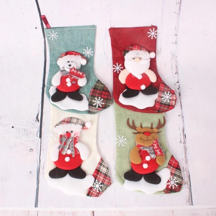 geometric nomadic christmas stocking 11/'/'x17/'/'christmas decor socks decorative santa socks christmas gift fireplace decor wall hanging kilim
