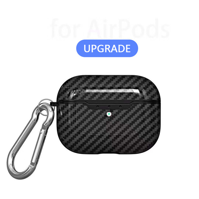 Carbon Fiber Case for AirPods Pro 1