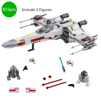 2020 New StarWars X-wing Starfighters Building Blocks Compatible 75218 Movie Classic Model sets Bricks Toys for Children gifts 1