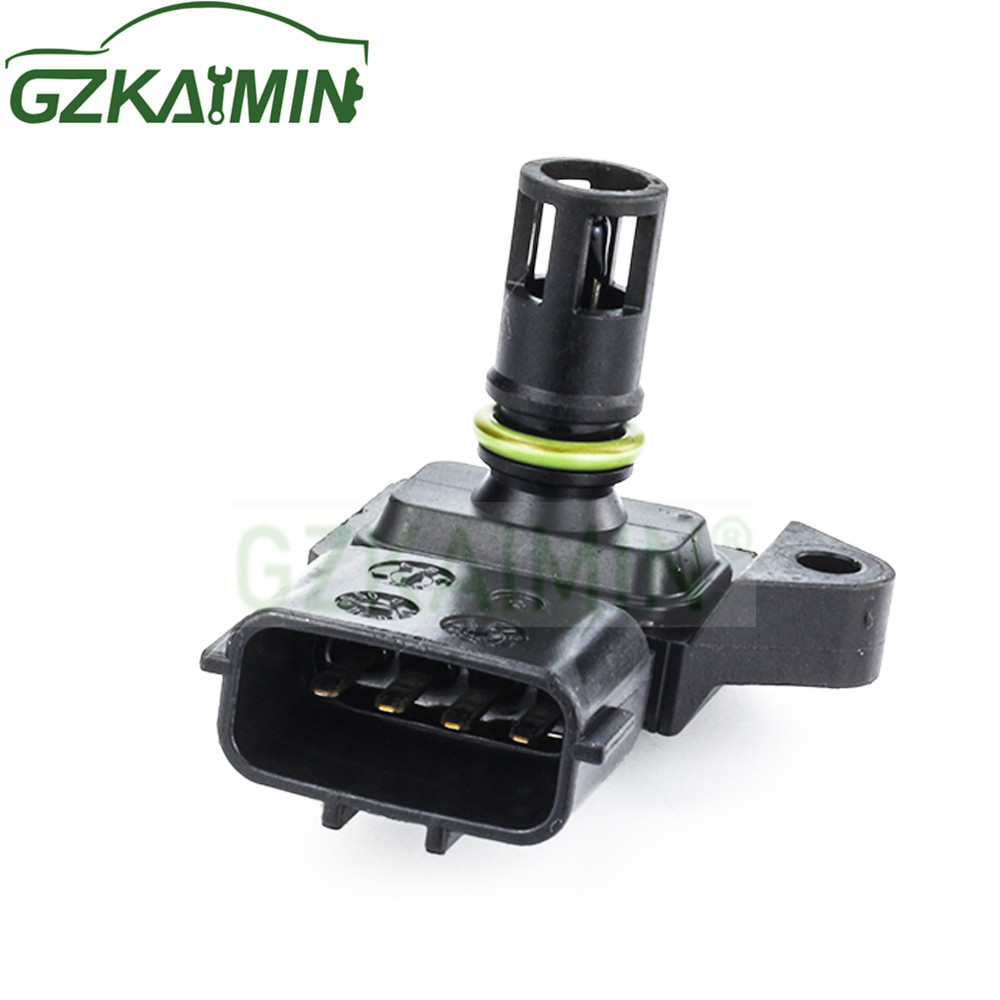 OEM Manifold Air Pressure Sensor MAP 5WK98819 22365-AX000 For Nissan Micra K12