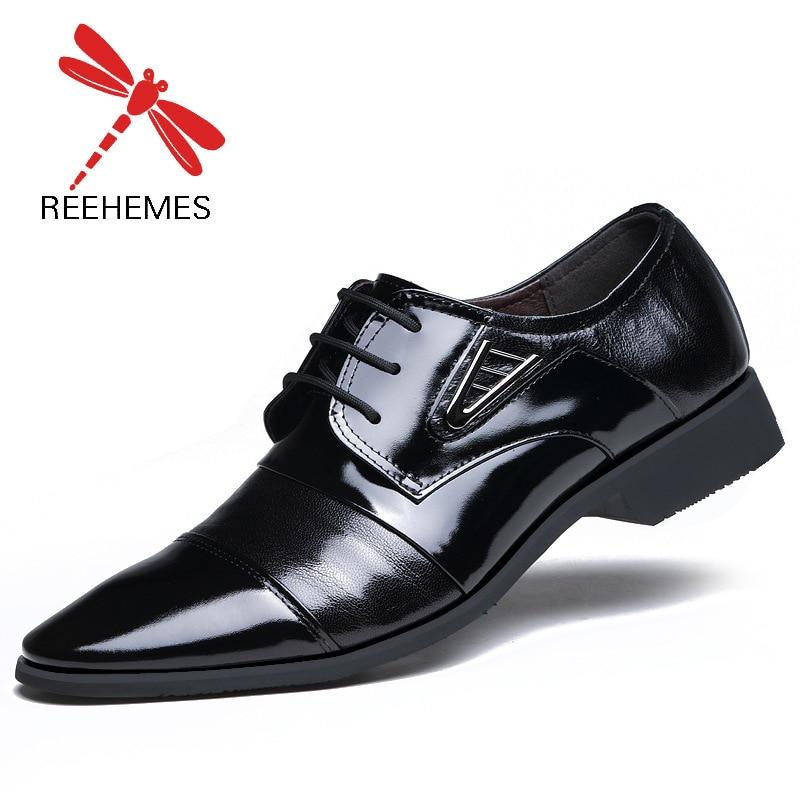 Chaussures en cuir hommes chaussures en cuir printemps et automne nouveaux produits affaires vêtements de cérémonie à lacets hommes chaussures Xg-9837 à lacets