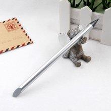 Креативная ручка, металлическая ручка, Студенческая ручка, канцелярские принадлежности, металлическая ручка для деловых подписей, офисные принадлежности