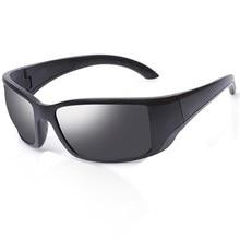 Moda polarizada óculos de sol esporte masculino óculos de sol para homem quadrado condução clássico retro oculos