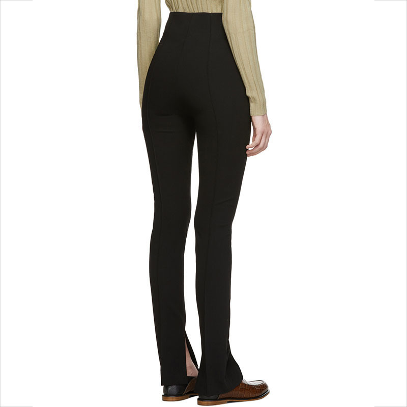 DEAT 2020 New Spring And Summer Fashion Women Clothes High Waist Hips Leggings Full Length Sexy Outwear WK66701L