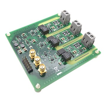 AMC1200 3-channel isolation current acquisition module 60KHz bandwidth three-phase motor current sampling