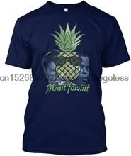 Camiseta camiseta sem tagless do abacaxi psych 2