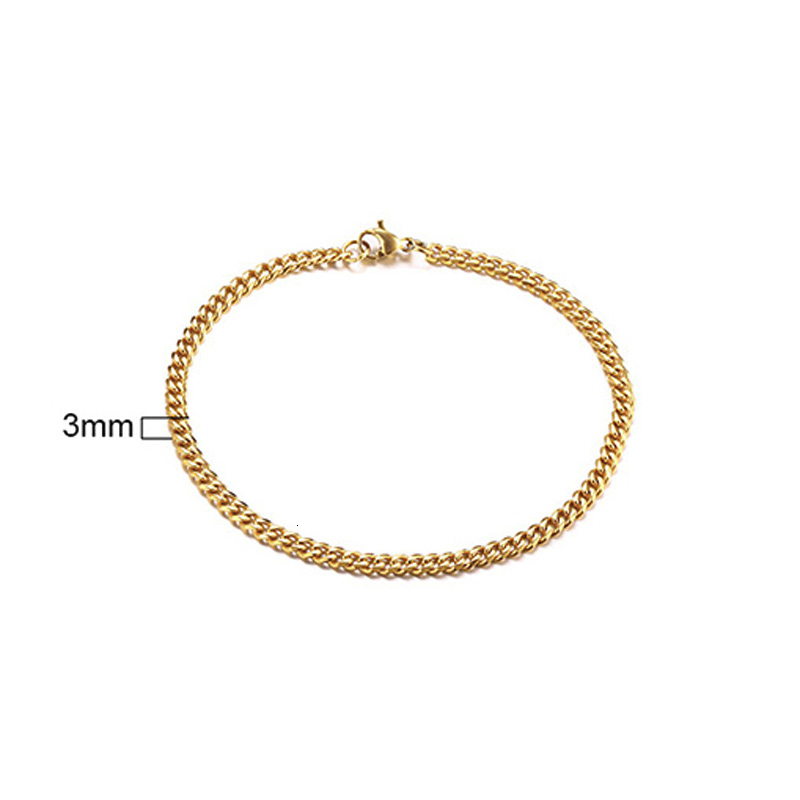 Gold 3mm