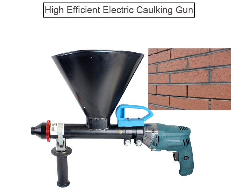 cement filling caulking gun electric gap filler construction tool glue putty filling gun