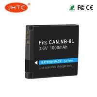 NB-8L NB8L 1000mAh Li-ion Battery for Canon PowerShot A3300 A3200 A3100 A3000 A2200 A1200 IS Camera nb 8l battery