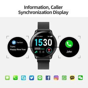 Image 5 - DAROBO SE01 hommes Sport montre intelligente IP68 tension artérielle oxygène sanguin moniteur de fréquence cardiaque musique météo prévisions femmes Smartwatch
