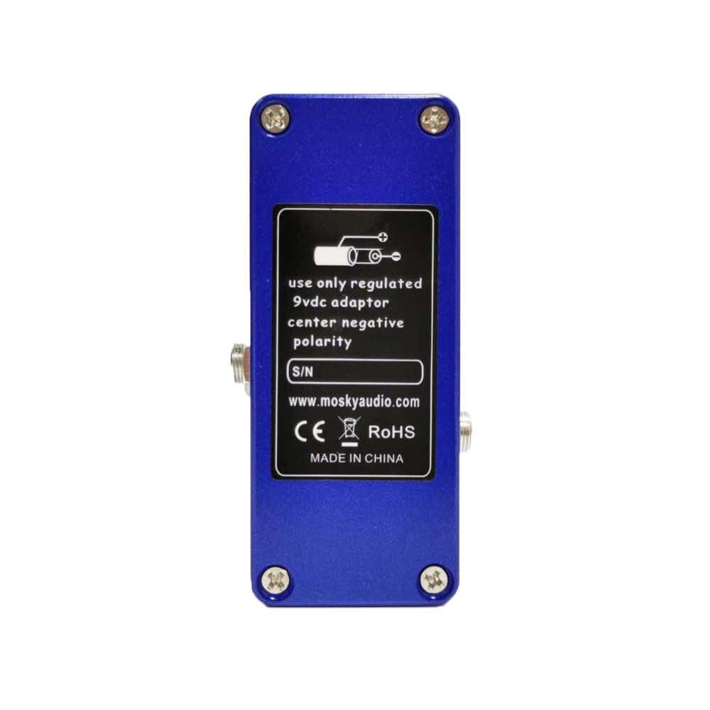 MOSKY XP Booster E-Gitarre Effekt Pedal Clean Boost X6R7  J8W4