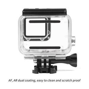 Image 3 - SHOOT 45m boîtier étanche sous marin pour GoPro Hero 7 6 5 noir boîtier de protection de plongée monture pour Go Pro 7 6 5 noir accessoire