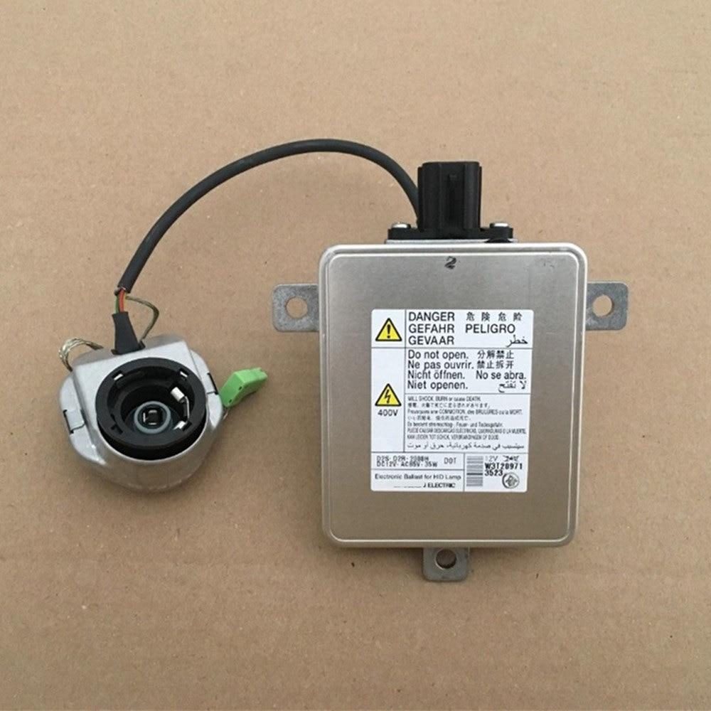 New OEM 14-16 Mitsubishi Outlander Xenon Headlight HID Light Bulb Igniter Socket