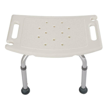 Shower-Chair Aid-Seat Disabled Elderly Bathroom Non-Slip Home Height Adult And Without