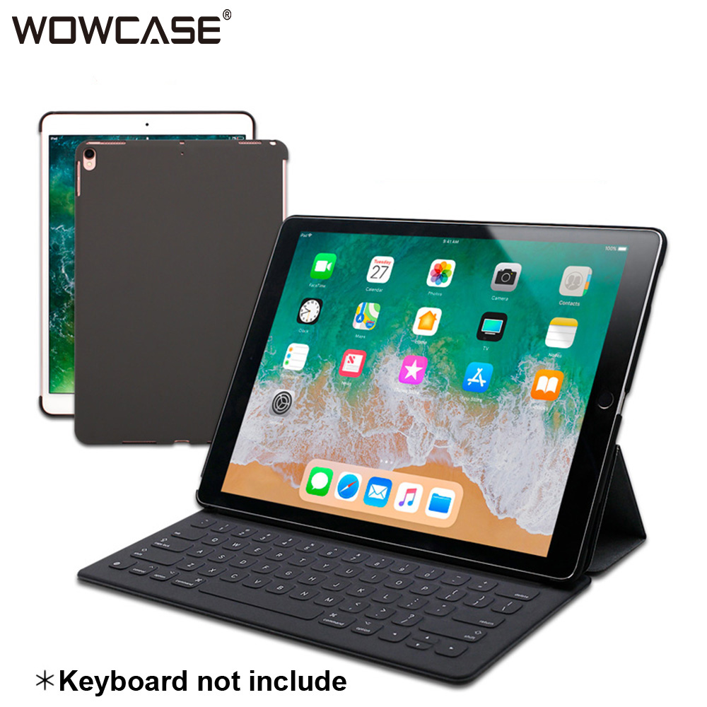 WOWCASE PC Case For iPad Air 3 10.5 2019 Ultra Slim Matte Match For Apple Keyboard Cover For iPad Air 3 Funda Tablet Accessories