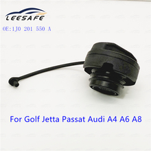 1Pcs ABS plastic Durable Petrol Diesel Cap Fuel Oil Tank Cover  For Golf Jetta Passat Audi A4 A6 A8 1J0201550A 1J0 201 550 AC