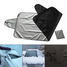 Защита ветрового стекла для автомобиля, защита от снега, льда, солнца, защита от пыли, мороза, мороза, снега, лобового стекла, покрытие для автомобиля