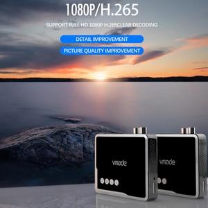 Image 5 - Receptor de tv hd h.265 dvb t 1080/4 suporta áudio do youtube inteiramente p digital terrestre decodificador de receptor MPEG 2 caixa de tv