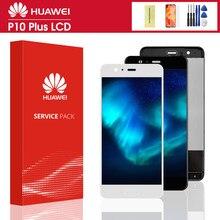 100% Test Display Für Huawei P10 Plus LCD Touch Screen Mit Rahmen Digitizer Ersatz Für Huawei P10Plus VKY-L09 VKY-L29 LCD