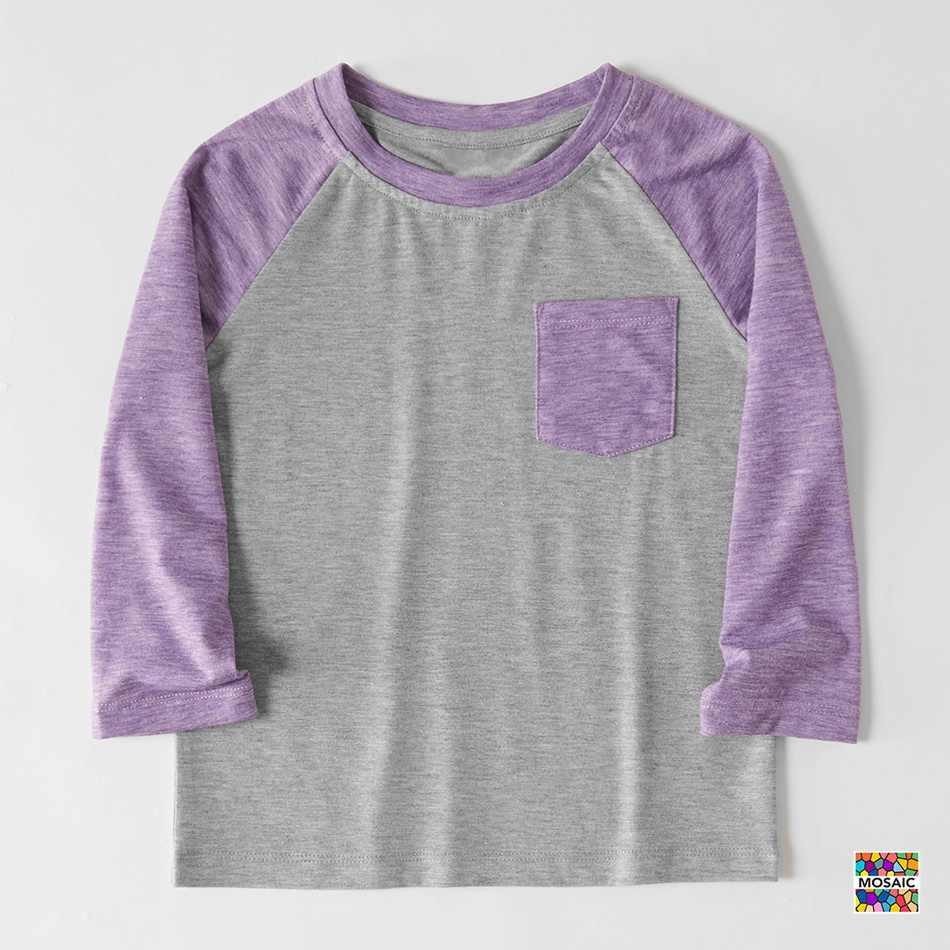 モザイク家族マッチング-兄弟カラーブロック Tシャツ姉妹象プリントドレスロンパースに設定された-少年-ベビー
