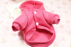 Image 2 - CAIIWE Captain Dog Clothes Winter Warm Pet Dog Cartoon Jacket Coat Puppy Chihuahua Clothing Hoodies Dogs Puppy Yorkshire Outfit