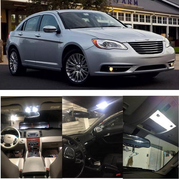 Interior Led lights For 2014 Chrysler 200 300 Town Country 1