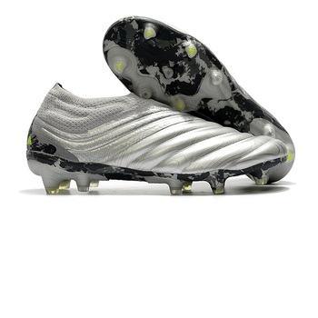 Hot selling Zuer COPA 20+ FG leather Football shoes Soccer Cleats sales 2020 puma powercat 1 12 sl firm ground fg mens soccer cleats