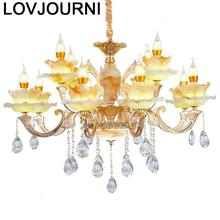 Sala Jantar Touw Flesh Industrial Lampara Colgante De Techo Led Luminaria Crystal Light Hanging Lamp Luminaire Suspendu Hanglamp стоимость