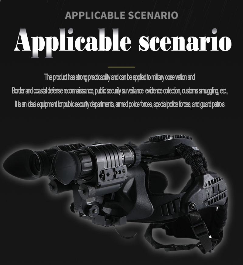 H0fb17aad345840b1adb88510225311539 - แว่นมองภาพกลางคืน กล้องมองภาพในที่มืดติดหัว IR Night Vision แว่นกลางคืน อินฟาเรตจับความร้อน เกรดใช้ในกองทัพทหาร ปฏิบัติการยุทธวิธีกลางคืน  <ul>  <li>แว่นตามองกลางคืนแบบสวมหัว</li>  <li>แว่นอินฟาเรต จับภาพด้วยความร้อน</li>  <li>ผลิตภัณฑ์เกรดกองทัพ</li>  <li>สามารถแยกส่วนเป็น 2ชิ้น ซ้าย-ขวา</li>  <li>มีฟังชั่นการซูมแบบกล้องส่องทางไกล</li>  <li>ของแท้ การรับประกัน 1ปี โดยผู้ผลิตในต่างประเทศ</li> </ul>