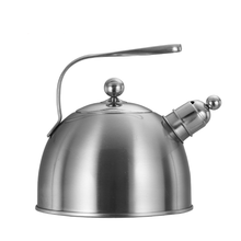 Kettle Stainless Steel Thick gas Bottle Multi-Function Whistle Outdoor Kitchen 2.3l