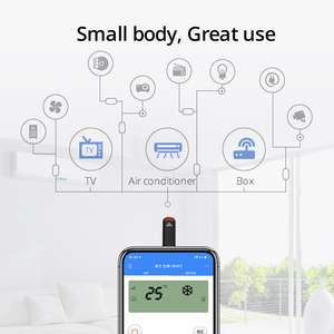 Image 3 - Suntaiho Đa Năng Hồng Ngoại Thông Minh Điều Khiển Từ Xa Dành Cho Iphone Samsung Xiaomi IP Mini Điều Khiển Từ Xa Adapter Dành Cho Truyền Hình Aircondition
