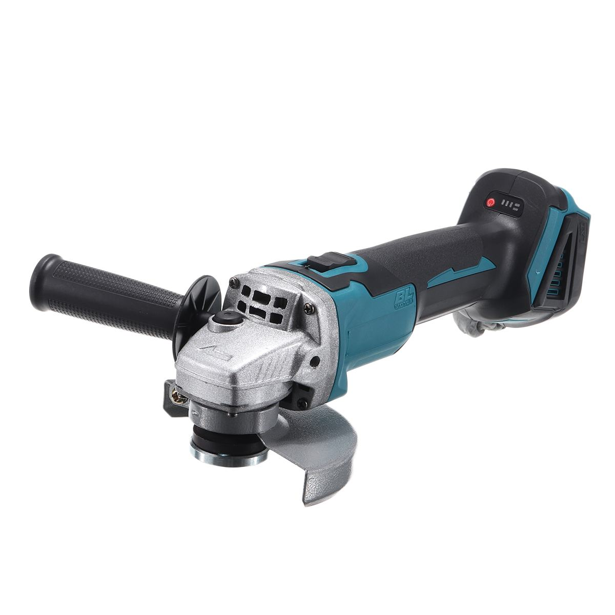 18V 860W 125mm Brushless Cordless Impact Angle Grinder Without Battery DIY Power Tool Cutting Machine Polisher Fr Makita Battery