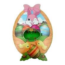 Kit de jouets pour décorer les œufs de pâques, Machine en plastique, décoration des œufs de pâques, Art de coloriage pour la maison, ornements de vacances