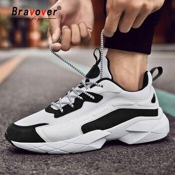 Scarpe da corsa da uomo, sneaker da ginnastica, scarpe da passeggio per esterni professionali di alta qualità, calzature sportive per il tempo libero con lacci - Men Running Shoes, Trainers Sneakers, Professional High Quality Outdoor Walking Shoes 1
