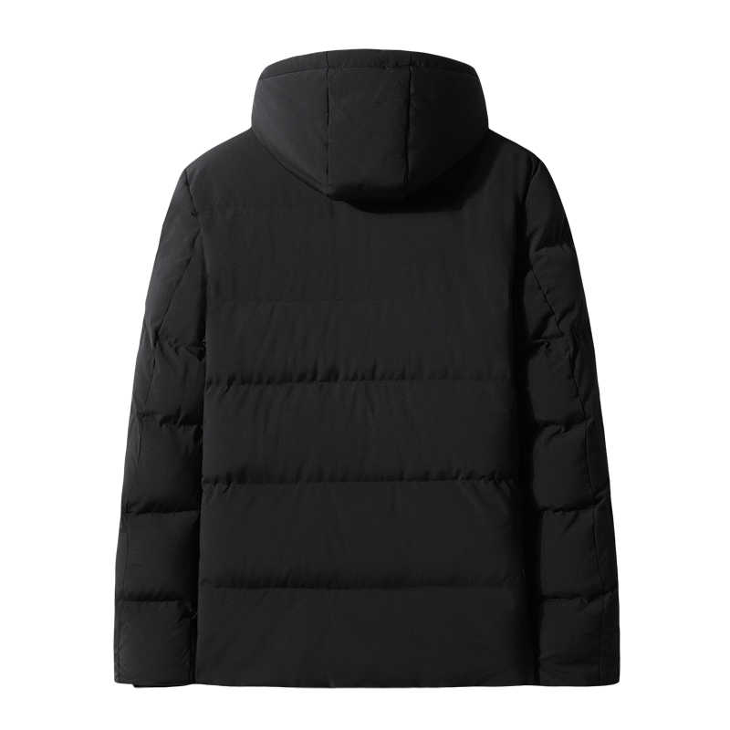플러스 사이즈 8xl 7xl 6xl 남성 겨울 따뜻한 짙은 자켓 & 코트 코튼 코트 편안하고 따뜻한 스타일 자켓