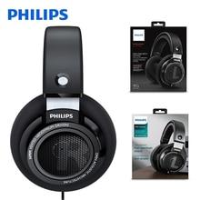 פיליפס מקצועי Wired אוזניות SHP9500 פעיל רעש ביטול אוזניות עבור Iphone סמסונג Huawei נוח ללבוש