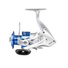 Metal Spinning Fishing Reel stosunek prędkości 5.2:1 pojemność szpuli 4000 5000 6000 7000 Sea Wheel akcesoria wędkarskie