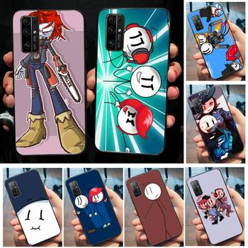 Diseny The henry stickmin collection Phone Case for Huawei Honor 20 10 9 8 8x 8c 9x 7c 7a Lite view pro image