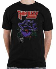 Camiseta de Licencia Oficial para adultos, blusa fina de color rosa y negro