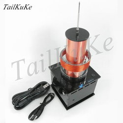 Tesla Coil, Music, Different Factory More Function in One Link