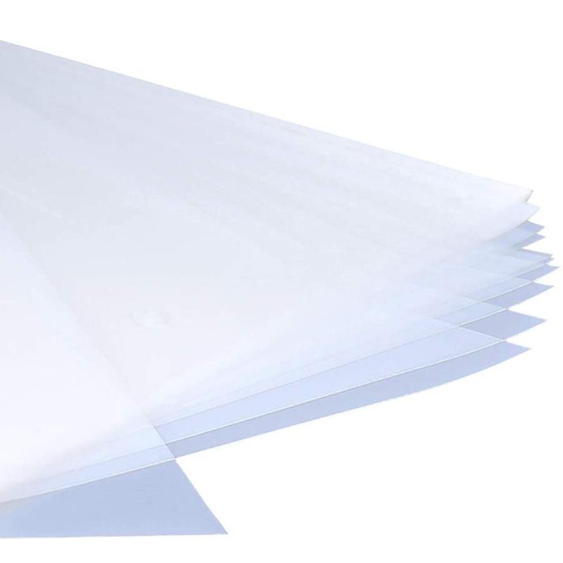 Hemudu A4 Inkjet Laser Transparency Positive Film Photographic Waterproof For Screen Printing