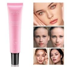 2019 NEW Moisturizing Isolation Cream Hydrating Shrinking Pores Brighten Skin  moisturizes skin Color relieves dry Makeup Primer недорого
