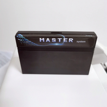 Diy 600 em 1 cartucho de jogo do sistema mestre para eua eur sega master system game console cartão