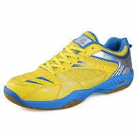 Badminton Schuhe für Männer Atmungsaktive Sport Training Schuhe Frau Badminton Turnschuhe Professionelle Unisex Badminton Indoor Schuhe