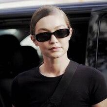 QPeClou 2020 Small Oval Sunglasses Men Retro Brand Designer Sun Glasses Women Vi