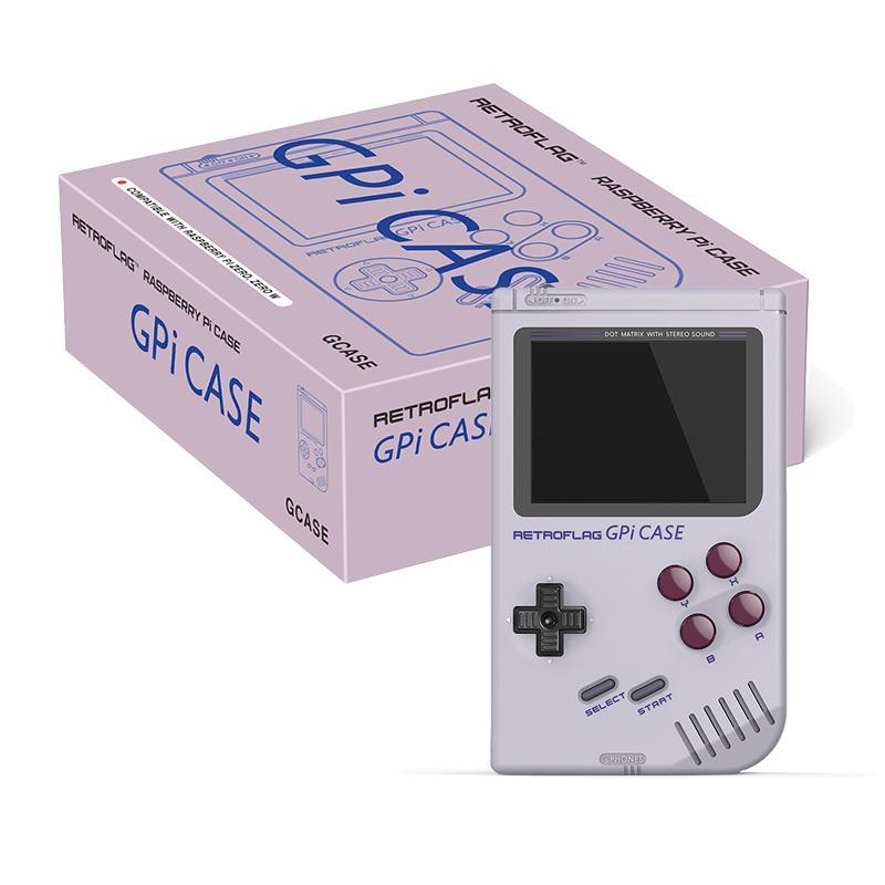 raspberry pi Retroflag GPi CASE Gameboy for Raspberry Pi ZERO and ZERO W with Safe Shutdown (3)