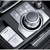 Car Styling HandBrake Parking Brake AUTO HOLD  amp  Multimedia Button Cover Frame Trim Sticker For Mazda 3 Axela CX-4 CX-5 LHD review