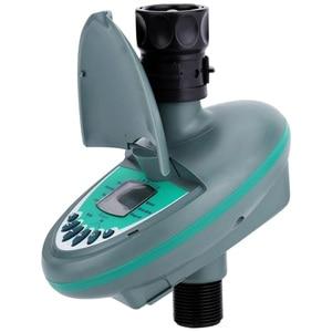 Домашний автоматический умный ЖК-дисплей Контроллер таймера воды электронная система полива сада